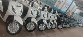 Justin 12000 low down payment on activa 6g std