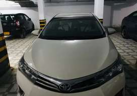 Toyota corolla xli on installment read ad for further