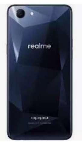 Oppo realme 1 3-32  new condition.