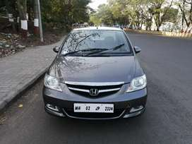 Honda City Zx Gxi 10th Anniversary Edition 2008