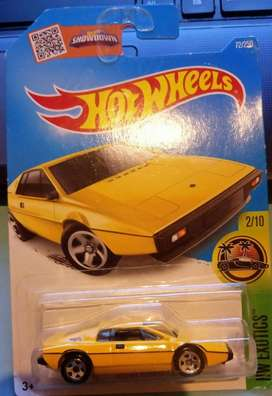 Hot Wheels Lotus Esprit Si