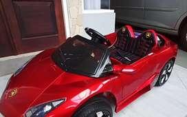 [COD] Mobil Mainan Aki Lambo Platinum 12 Volt Yang Bisa Dikendarai