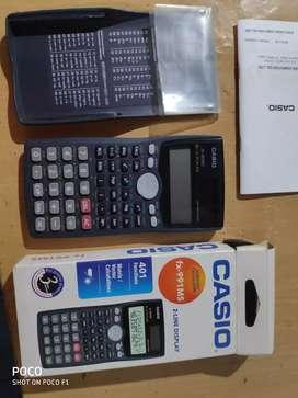 Calc fx-991MS