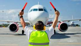 DEAR CANDIDATES, ground staff have limited opening and we need the can