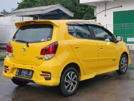 [KM 14 RB] TOYOTA AGYA 1.2 TRD S MATIC AT 2019 KUNING
