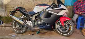 Urgently selling hysong gt250...