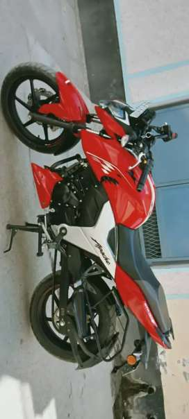 New condition 7 months old Bs6  Red colour