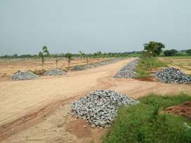 `Plot Sale Near Amangal @ DTCP approved layout on Srisailam Highway
