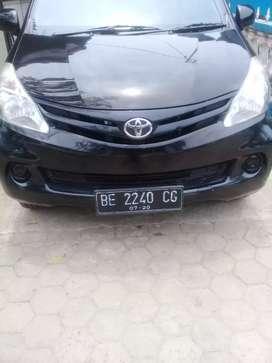 Dijual mobil avanza tahun 2015 harga Rp 122.000.000