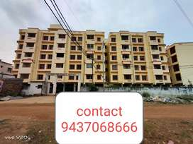 A new 2bhk ready to move flat for resale at Sunderpada road.