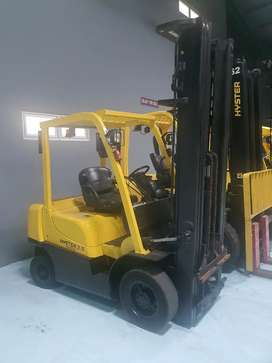 Forklift Hyster Used 2012 - 2018