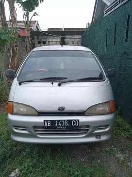 Dijual Mobil Espass Warna Silver Siap Pakai 31 jt (Nego)