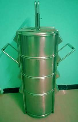 Hotel or canteen carrier and drum for sale