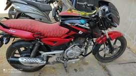Pulsar bike used good condition
