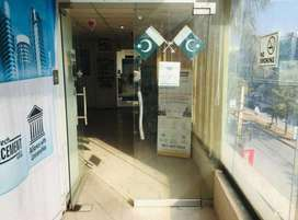 Offices behind Aptech rawalpindi full Lab and offices