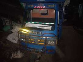 JSA Three Whiler Loding Auto