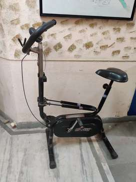 Exercise gym cycle