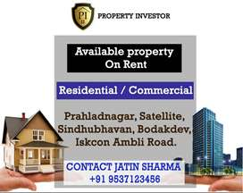 Available Property on Rent.