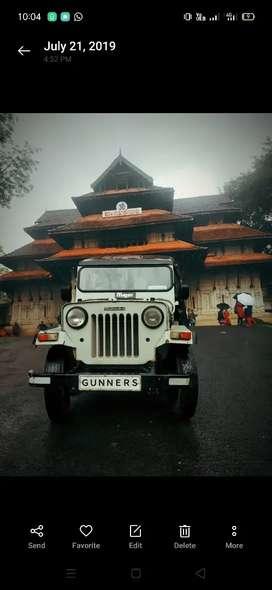 Major di jeep