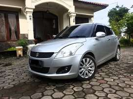 All New Swift 2013 automatic