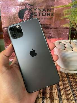 Iphone 11 Pro Max 512gb Space Grey Fullset