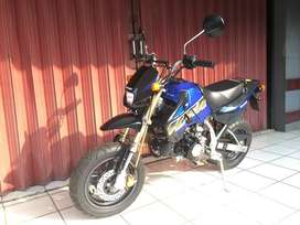 Kawasaki KSR Old 2008 FP Monkey MSX Grom Z125 Super Cub Mini Bike