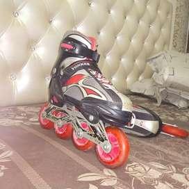 Inliner yonker skates