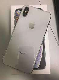 Refurbished Iphone x in best quality*