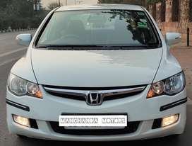 Honda Civic 1.8 V AT, 2009, CNG & Hybrids