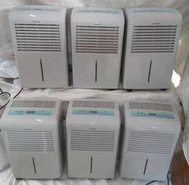 Commercial Frigidaire Dehumidifier Moisture Remover cum Air Cleaner