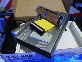 Case Eksternal USB 2.0 hardisk 3.5 PC IDE slot
