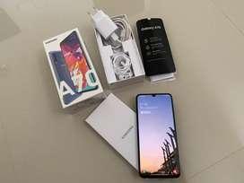 SAMSUNG Galaxy A70 Ram 6/128GB (2019) Biru