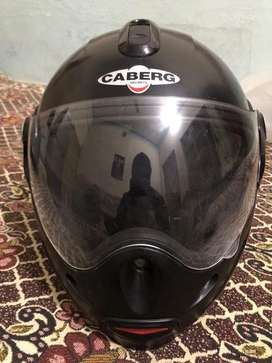 UK imported 2 in 1 Caberg helmet