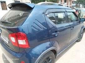 Maruti Suzuki Ignis 1.2 AMT Alpha, 2019, Petrol