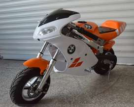 Brand New 50CC Bmw Pocket Bike