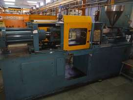 Prikan 60ton Injection Molding Machine @ Rs. 4,00,000 - Demo Available