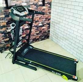 Motorized treadmill listrik t246