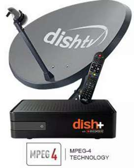 DISH Antenna HD provide complete set-up