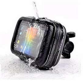 """Holder HP FDT GPS Stang Sepeda / Motor Waterproof (Anti Air) 5.5"""""""