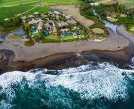 FOR SALE 1,45 HA LAND. PANTAI LIMA BEACH