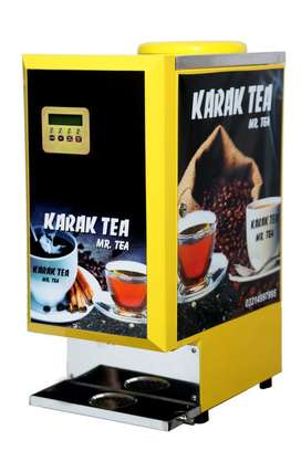 Tea and coffee Premix plus machines