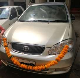 Corolla 2005 well maintained for sale top model