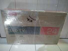 TCL LED TV TIPE L24D310 BARU MASIH DALAM BOX