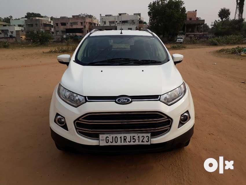 Ford Ecosport Titanium 1.0 Ecoboost Plus, 2015, Petrol 0