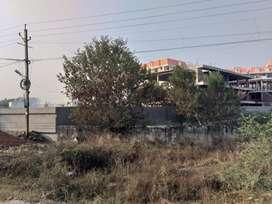 968 sqft plot for sale in (d sector)bda salaiya near  Akriti eco city
