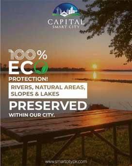 Capital Smart City Islamabad Residential Plots for sale