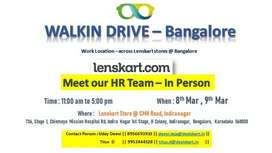 Lenskart is Hiring for Sales Associates and Store Manager
