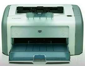 HP 1020 plus leaser printer