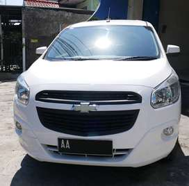 Chevrolet Spin 1.3 Lt th 2013 MT Diesel Antik, Bs kredit