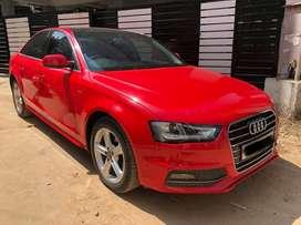 Audi A4 2.0 TDI (177bhp), Technology Pack, 2016, Diesel